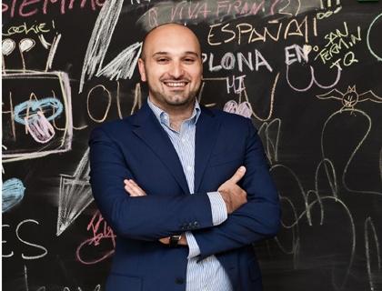 Claudio Vaccaro, CEO di BizUp