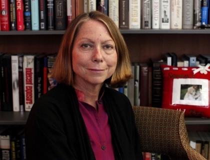 Jill Abramson, ex direttore del New York Times