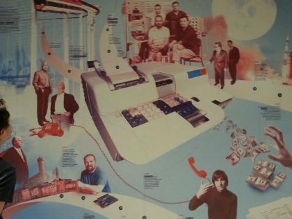 Panel sulla storia dell'innovazione, da Olivetti a Steve Jobs