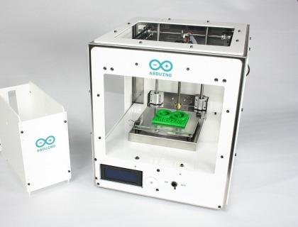 La stampante 3D Materia 101