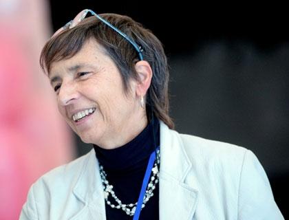 Rossella Sobrero, docente di Comunicazione Pubblica e Sociale all'Università degli Studi di Milano e organizzatrice del Salone della CSR (Corporate Social Responsibility) e dell'Innovazione Sociale