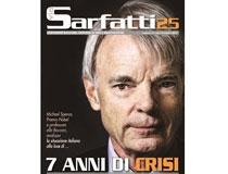 via Sarfatti 25, rivista della Bocconi, che ha pubblicato l'analisi di Michael Spence