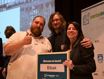 Selene Biffi selezionata dal team di Startupbootcamp
