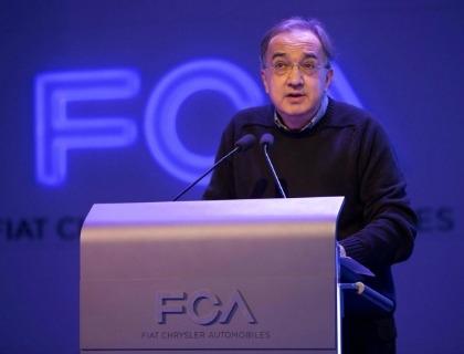 Sergio Marchionne, Ad di Fca