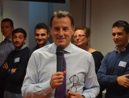 Stefano Scabbio, ad di ManpowerGroup Italia