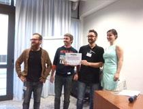Il team di Europeana Beacon