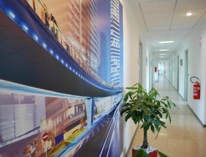 Area Industria della Conoscenza: gli uffici