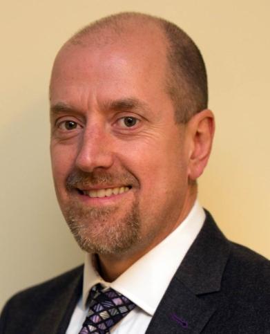 Hugo Eales, CFO di Colt Group