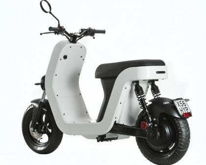 Lo scooter elettrico Me