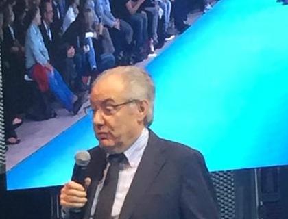 Roberto Colaninno, presidente Piaggio
