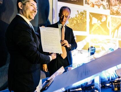 La presentazione del Manifesto per il Made in Italy a Expo
