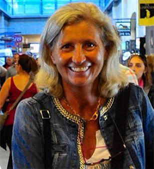 Rosanna Duce, CEO di CS InIT