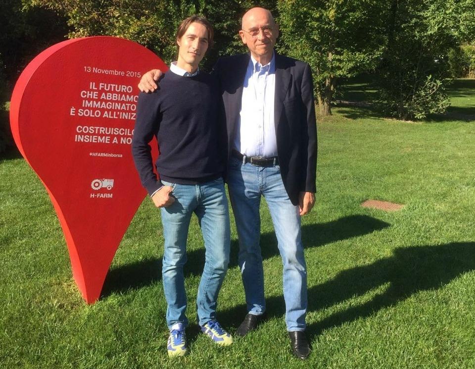 Gabriele Antoniazzi (Responsa) ed Egistro Bressan (Gruppo Euris)