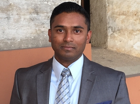 Vin Lingathoti, manager di Cisco Investments (area Europa occidentale)