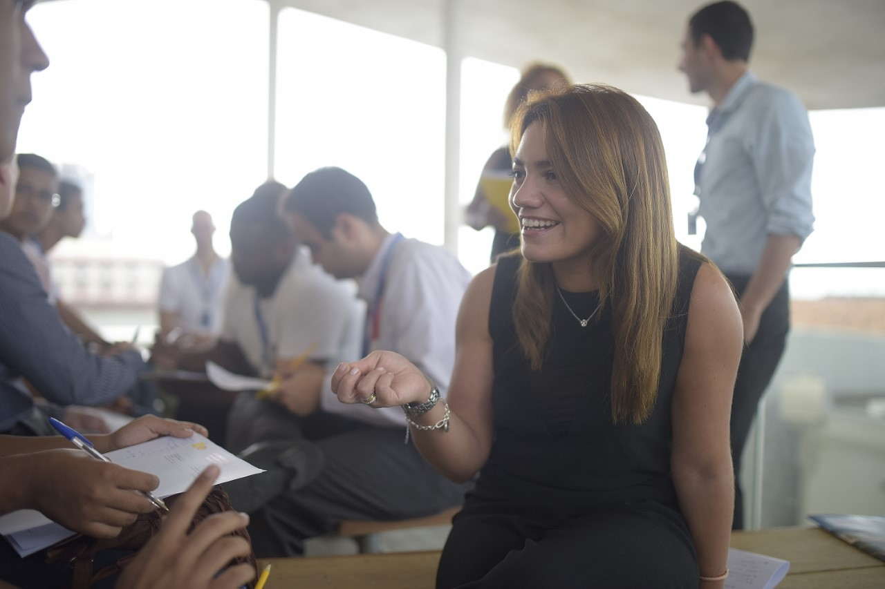 Malena Cutuli, Global Head Integrated Brand Communications di Shell