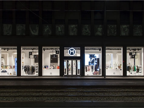 Mcollective, lo store a Milano