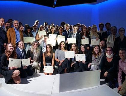 Samsung App Academy: i 25 ragazzi selezionati