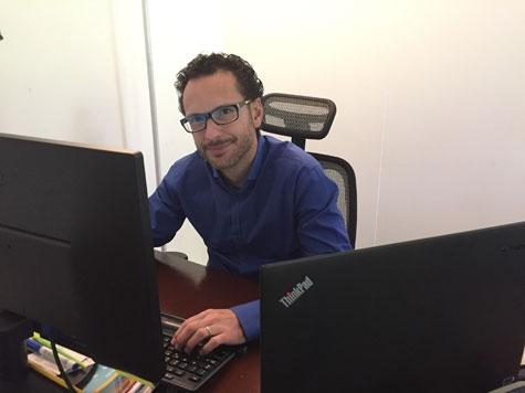 Vito Perrone, CEO e founder di Yocabè