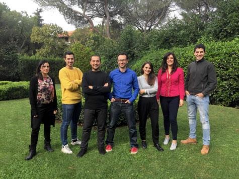 Il team di Yocabè