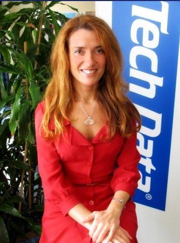 Francesca Capaldi, Tech Data Italia