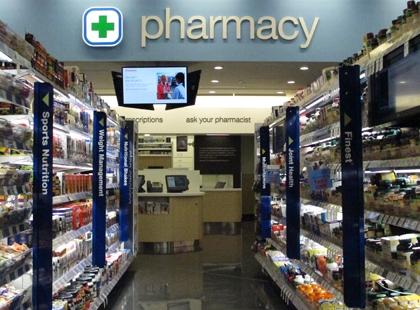Walgreens, con il nuovo concept di superstore, consente un'esperienza one-stop-shopping, alimentare e non alimentare