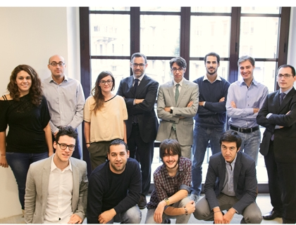 Il team di MoneyFarm