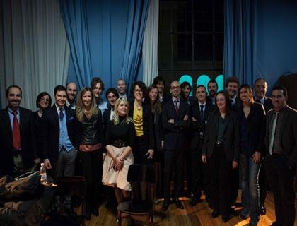 I vincitori del Premio Marzotto 2013