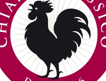 Il galletto nero del logo del Consorzio del Chianti Classico