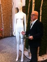 Giovanni Iozzia presenta lo smart mannequin