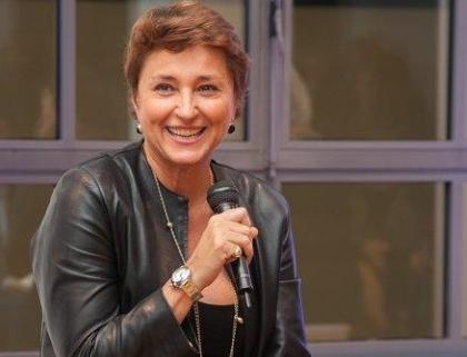 Laura Ammaturo, direttrice generale di Stil Novo management