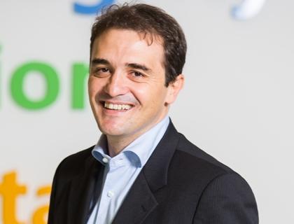 Fabio Santini, capo della Divisione Developer Experience and Evangelism di Microsoft Italia