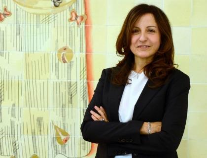 Anna Lambiase, amministratore delegato IrTop