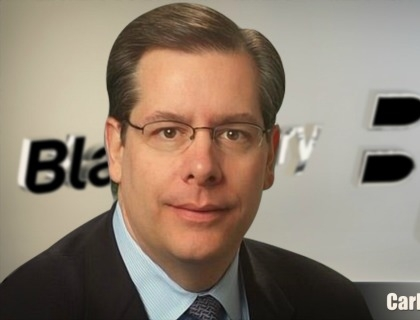 Carl Wiese, President Global Sales BlackBerry