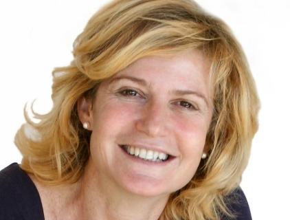 Carlotta Ventura, Group Senior Vice President Brand Strategy & Media di Telecom Italia