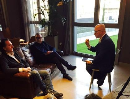 Giovanni Iozzia intervista Aldo Curinga e Gian Angelo Geminiani