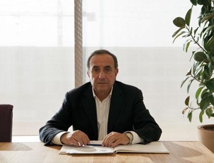 Fabio Biondi, presidente di Diatech