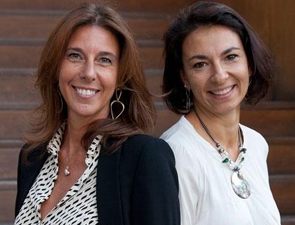 Federica Storace e Valeria Cambrea, founder di Drexcode