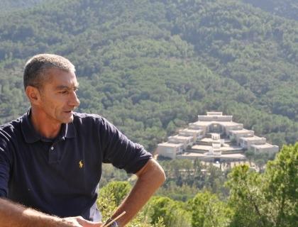 Marco Mulas, fondatore di Karalit