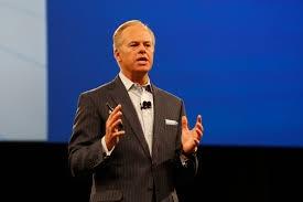 Mike Gregoire, CEO di CA Technologies