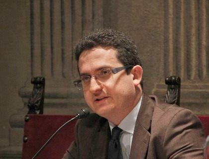 L'economista Stefano Da Empoli, presidente di I-Com