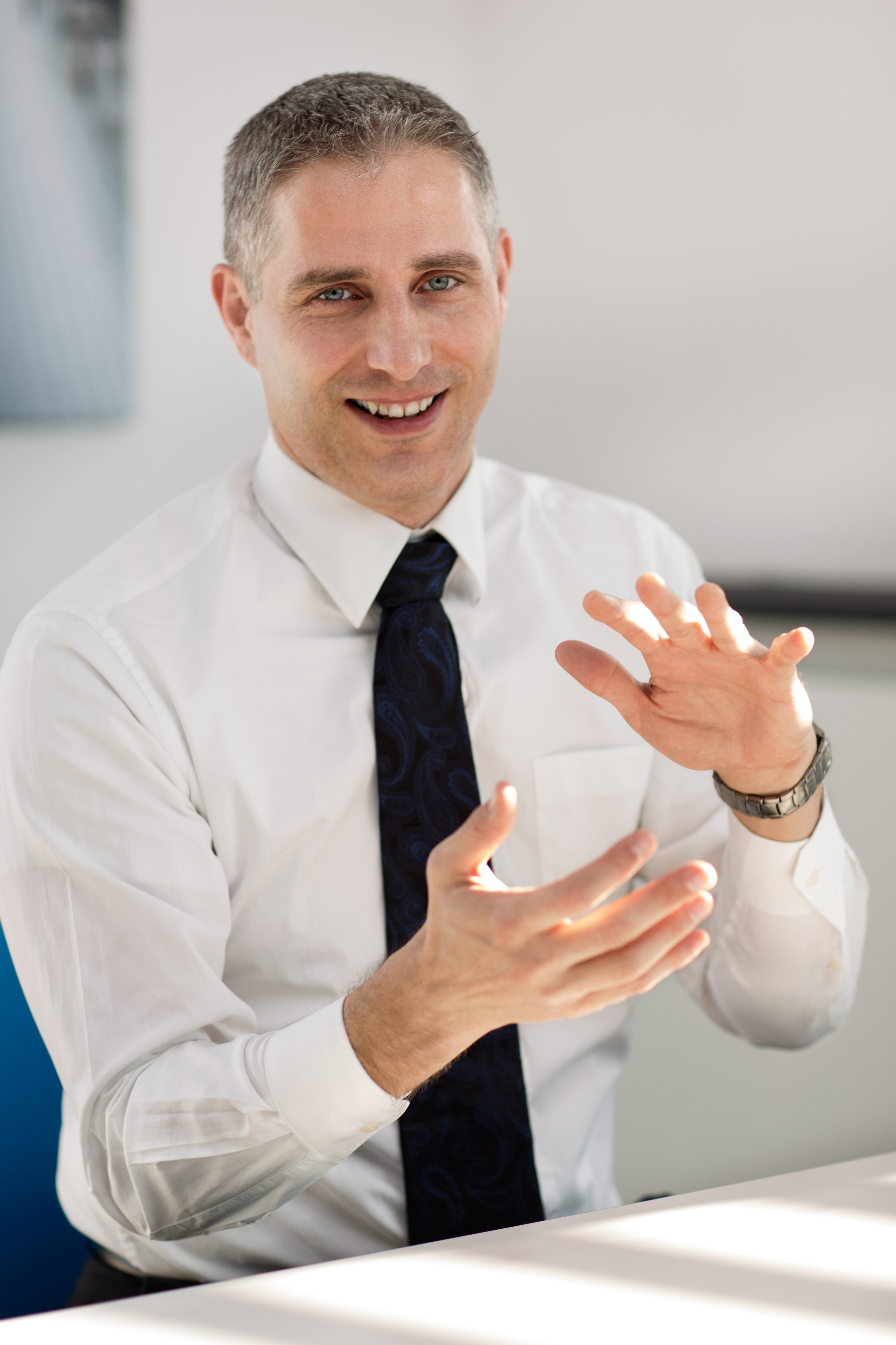 Alex Schmidt, TeamViewer PR Manager