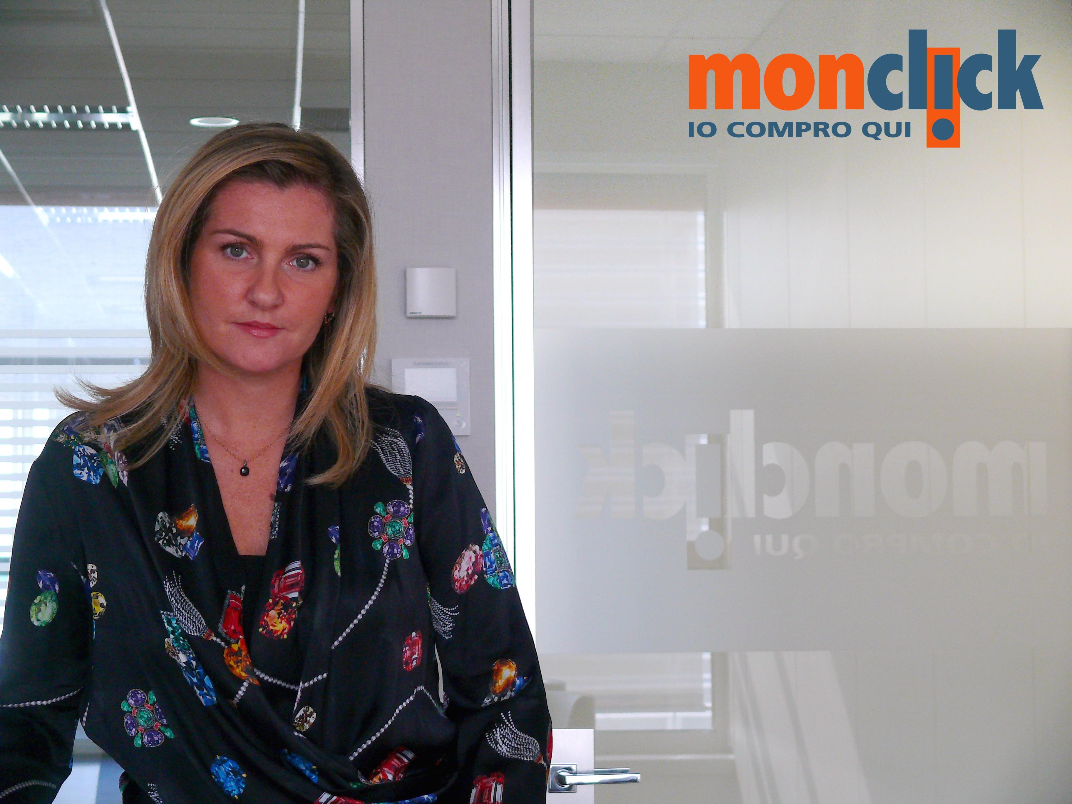 Federica Ronchi, Direttore Generale di Monclick