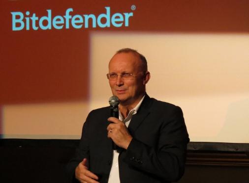 Florin Talpes, CEO di Bitdefender