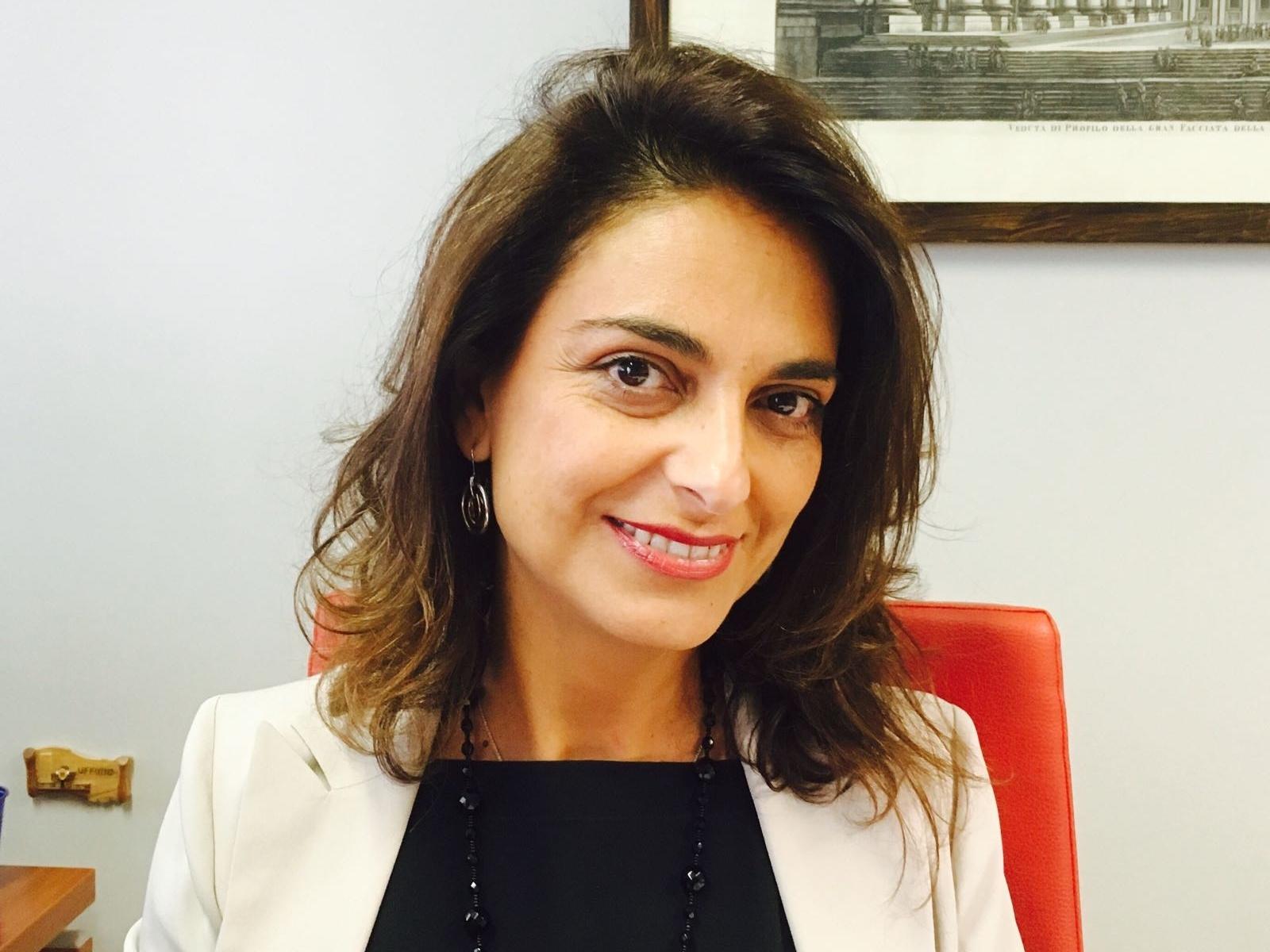 Roberta Grimaldi, responsabile della Pianificazione e Controllo IT di INAIL