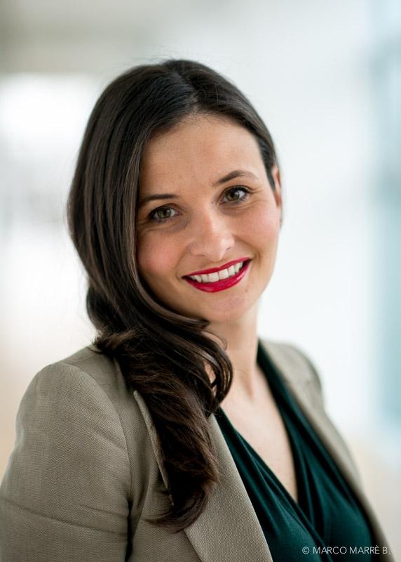 Martina Pietrobon, Dynamics Group Leader di Microsoft Italia
