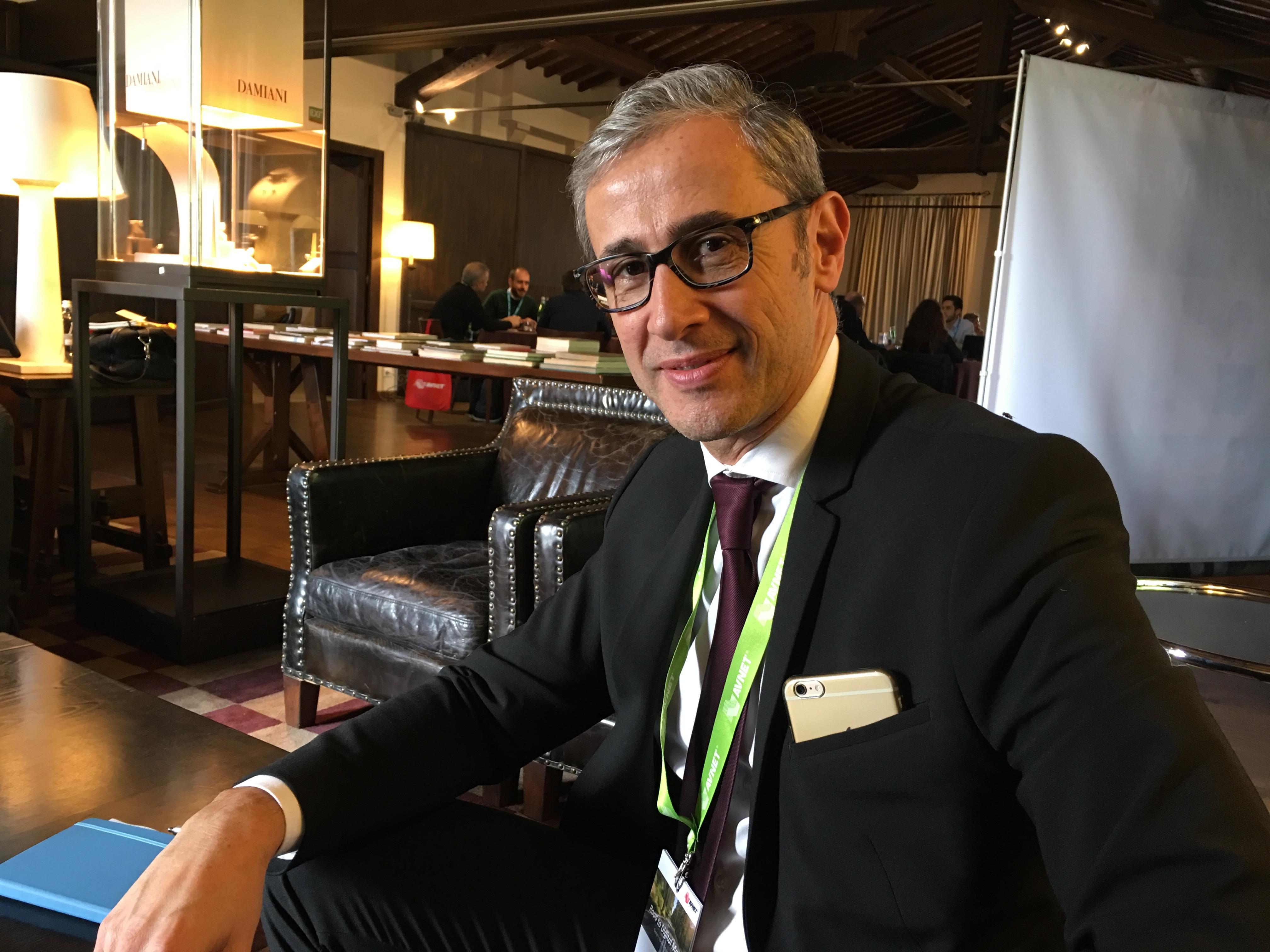 Massimo Manzione, Senior Presales Consultant di Punto IT Servizi Informatici