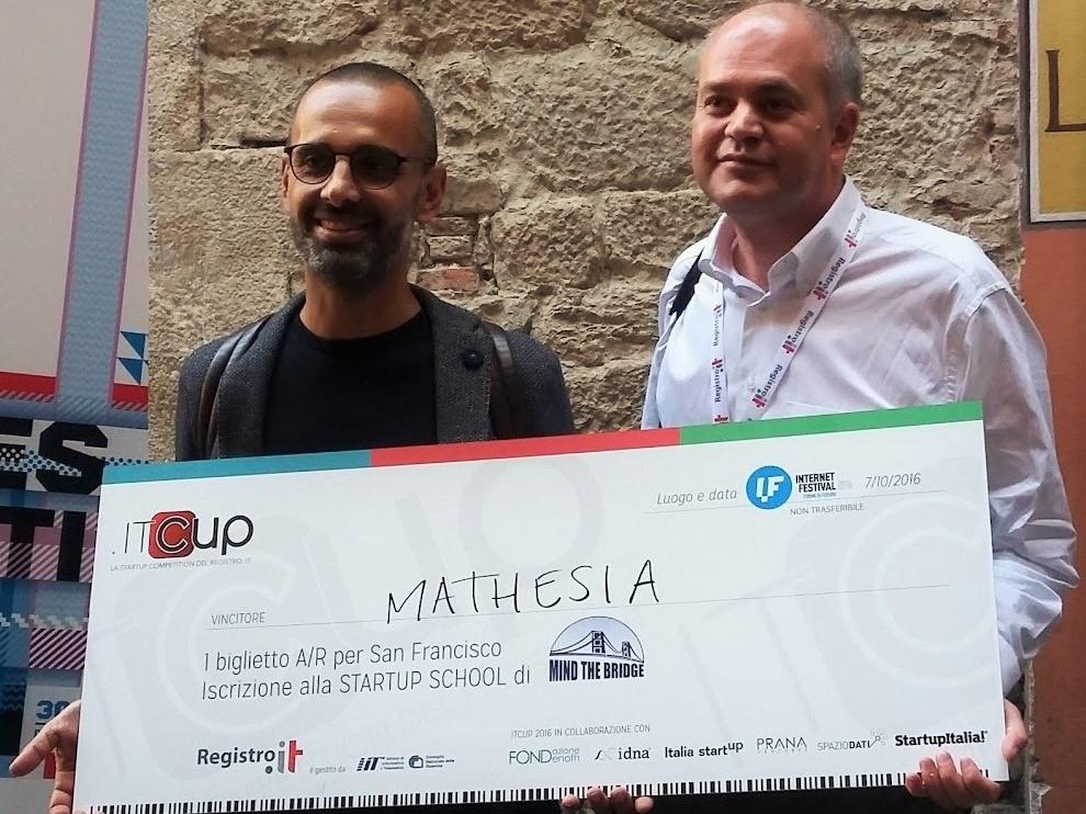 Mathesia premiata a .itCup
