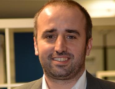 Matteo Tiberi, responsabile commerciale della divisione wHospital di Lutech