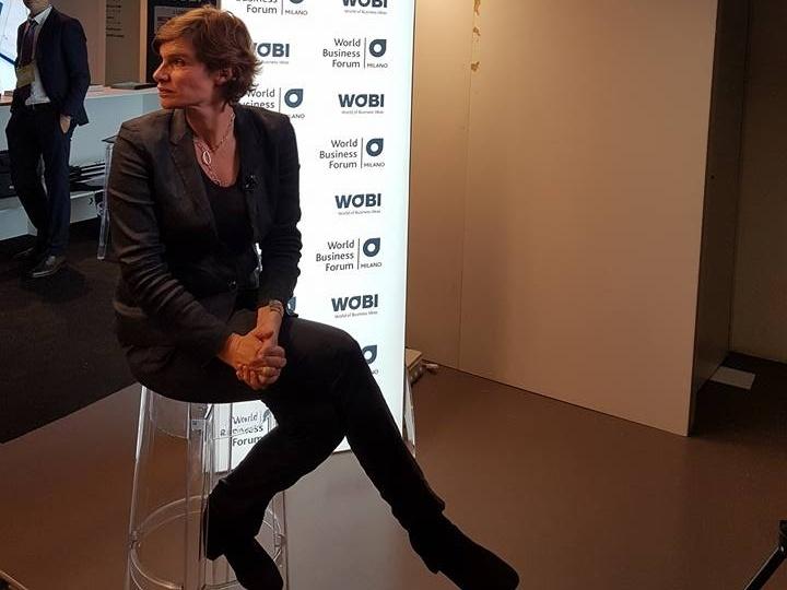 Marianna Mazzucato al WOBI
