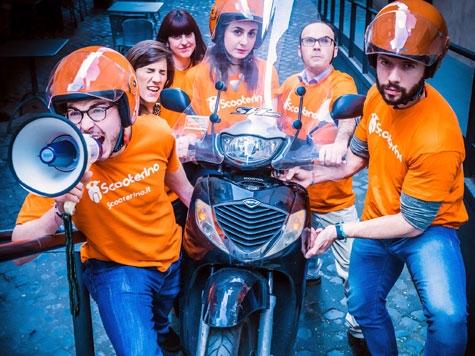 Il team di Scooterino